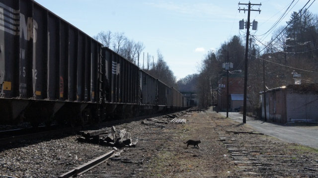 coal camp railroad